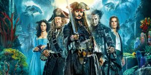 Pirates of the Caribbean- Dead Men Tell No Tales (2017)