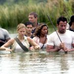 ANACONDAS: THE HUNT FOR THE BLOOD ORCHID, Morris Chestnut, Kadee Strickland, Nicholas Gonzalez, Matthew Marsden, Salli Richardson, Johnny Messner, Karl Yune, 2004, (c) Screen Gems